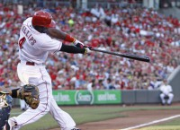 Reds' Phillips admits he exited too late