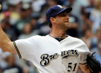 Brewers reliever Henderson's year comes to an end after shoulder surgery