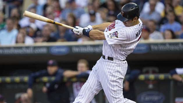 Report: Twins 1B Mauer coming off DL