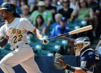 Pirates' McCutchen vows to build on MVP year