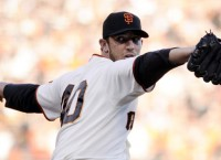 Bumgarner to start Giants' opener