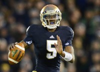 College Football Notes: Golson delays decision