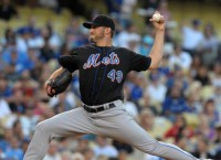 Mets' Niese to start Opening Day; Santana to DL