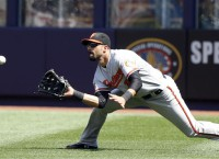 Orioles close to re-signing Markakis