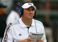 Mississippi State extends Mullen's contract
