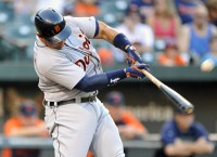 Tigers' Cabrera receives go-ahead for workouts