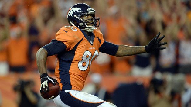 Broncos will let TE Thomas test free agent market