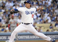Dodgers shut down LHP Ryu