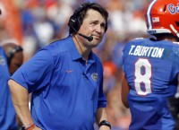 Florida AD to evaluate Muschamp after season