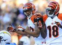 Dangerous Bengals offense adding another weapon