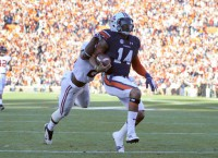 Forecasting the SEC's top scoring offenses in 2014
