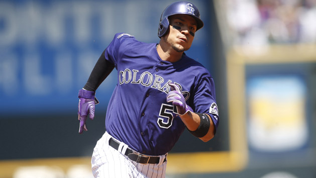 Rockies' Gonzalez healthy, excited for 2015