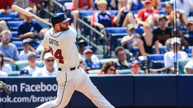 Astros working on ways to keep Gattis in lineup
