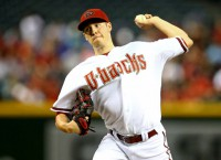 Corbin aims to rejoin D-backs next week