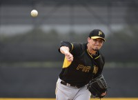 Morton comes off DL and pitches well for Pirates