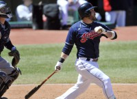 Indians 2B Kipnis thriving in leadoff role