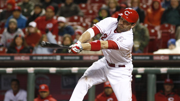 Reds' Votto has something to prove in 2015