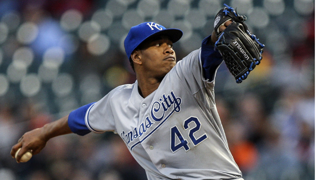 Royals' Ventura ready to bring the heat for Game 2