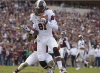 Mississippi State WR Wilson one to watch in 2014