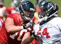Falcons ready rookies Freeman, Matthews