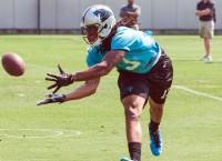 Panthers WR Benjamin has MRI