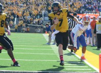 Missouri's Pinkel likes what he has in QB Mauk