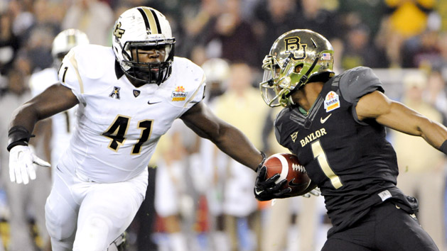 Lindy's Top 40 Countdown: No. 28 UCF Knights