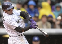 Mets showing interest in Tulowitzki