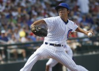 Wada, Cubs agree on one-year deal