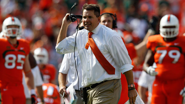 Miami's Al Golden weighs in on agent issues