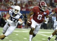 Saban: Alabama QB competition still ongoing