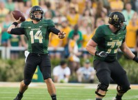 Backbreaker? Baylor QB Petty day-to-day