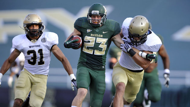 Baylor WR Clay Fuller out 6-8 weeks