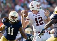 Report: Notre Dame dismisses four starters