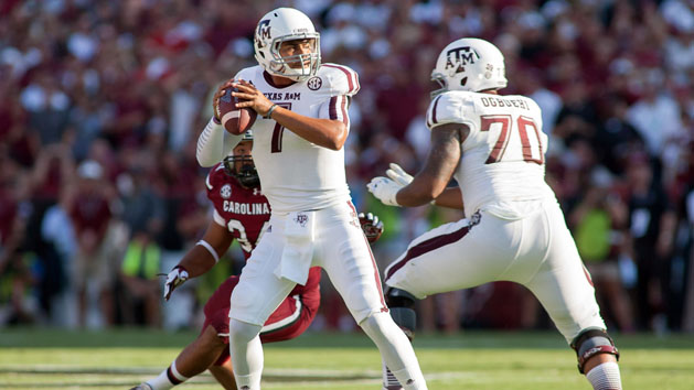 The Lowe Down on Week Five: A&M, Stanford escape