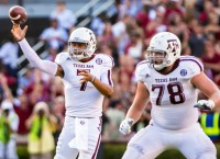 A&M moves forward in thrashing of South Carolina