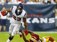 Foster's absence felt in Texans' loss