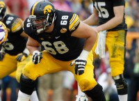 Report: Iowa's Scherff has surgery; Ott injured