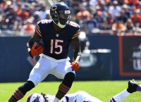 Bears' Marshall injured but willing to play Sunday