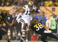 UCLA rolls over ASU 62-27 behind Hundley, Adams
