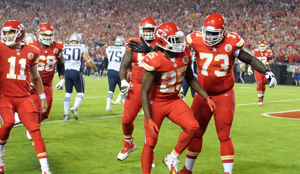 official photos e4cfa 3fd1a Chiefs-Patriots: What we learned | Lindy's Sports