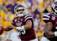 Mississippi State gets big lead, holds off No. 8 LSU