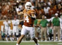 Texas QB Ash ruled out vs. BYU