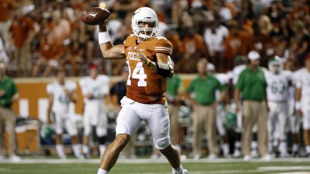 Texas QB Ash ends career