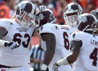 Mississippi State's Day suspended for stomp