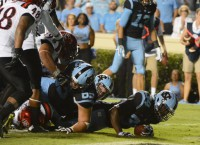 NCAA charges UNC with lack of institutional control