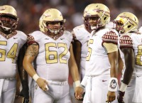 FSU to bench Winston for half after obscenity
