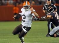 Browns to get Manziel back next month