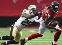 Bengals fixed on tackling vs. Falcons