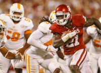 Sooners RB Ford out 2-3 weeks